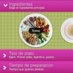 app recetas express