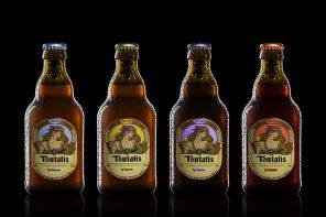 Toutatis, cerveza belga-mallorquina